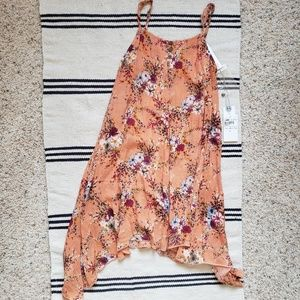 O'NEILL girls handkerchief dress, Brand new